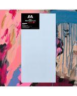 50x100cm Studio Stretched Blank Canvas