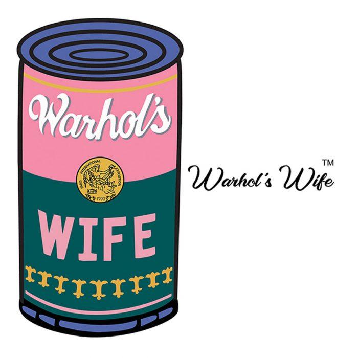 Warhol's Wife Art Materials Australia Logo