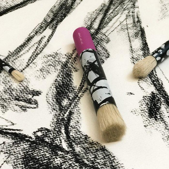 Art Materials Australia Stippling Brushes