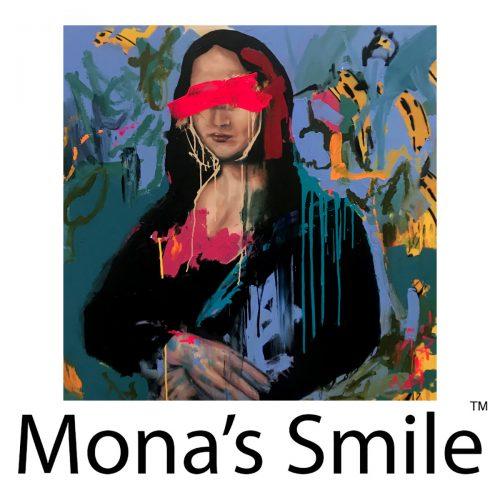 Mona's Smile Logo