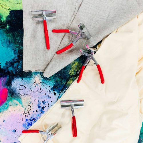 Canvas pliers by Freaky Frida on Linen Roll & Cotton Canvas Art Materials Australia