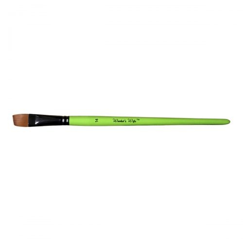 Warhol's Wife No.14 Angle Head Paint Brush