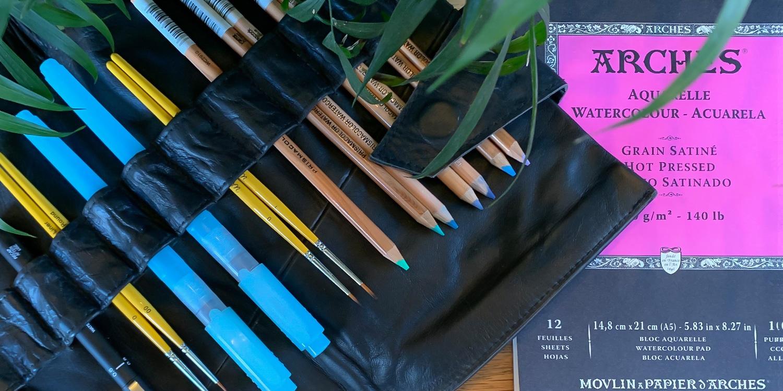 Carry All Art Bag Starry Night Art Materials Australia