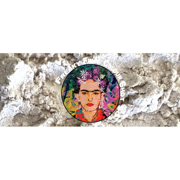 Pigment Powder Freaky Frida Disco Blue