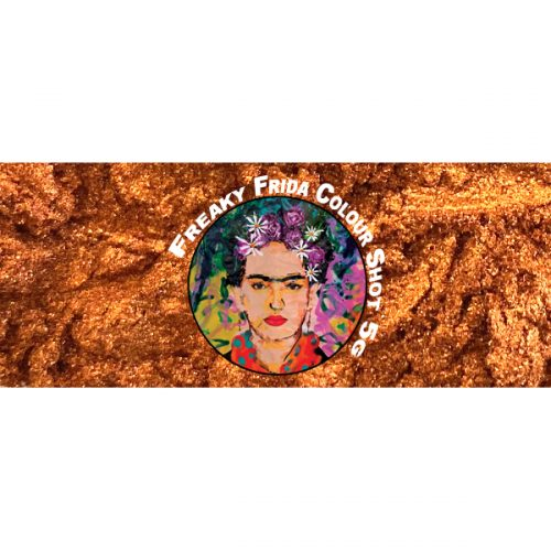 Best Pigments 'Red Dog' Freaky Frida Colour Shot Pigments