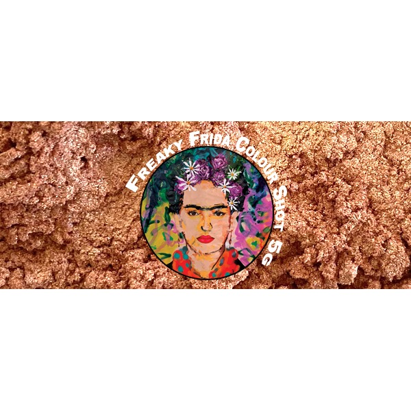 Pigment Supplies Freaky Frida by Art Materials Australia