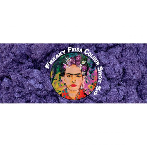 Metallic Purple Pigment Freaky Frida Colour Shot