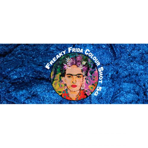 Royal Blue Pigment Freaky Frida Colour Shot