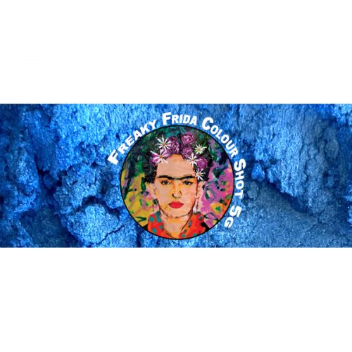 Blue Metallic Pigment Freaky Frida Colour Sot