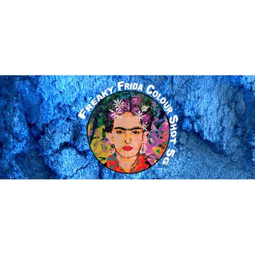 Blue Metallic Pigment Freaky Frida Colour Sot