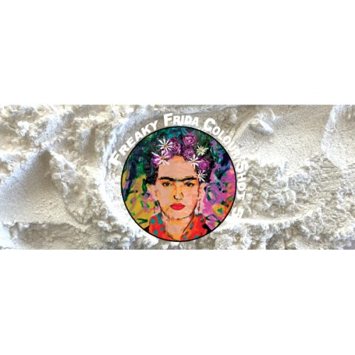 Pigment White by Freaky Frida Blanco Blanco