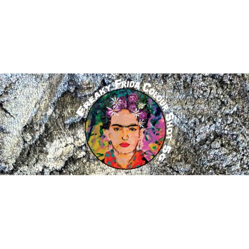 Iridescent Silver Pigment Freaky Frida Colour Shots