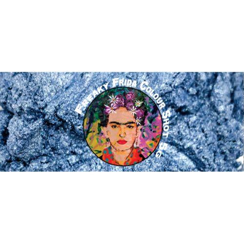 Pastel Blue Powdered Pigment Freaky Frida Colour Shot