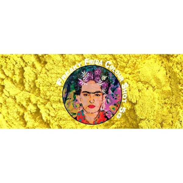 Yellow Pigment by Freaky Frida Art Materials Australia