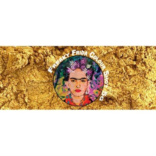 Gold Pigment Freaky Frida Colour Shot