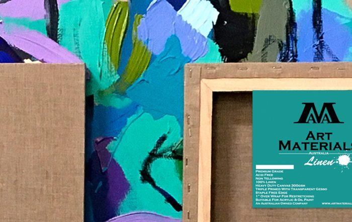 Art Materials Australia Linen Canvases