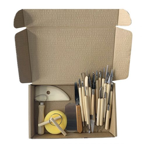 Pottery Tools by Pro Hart Swagger Art Materials Australia