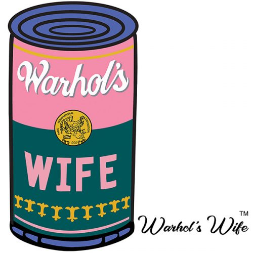 Warhol's Wife Canvas Rolls