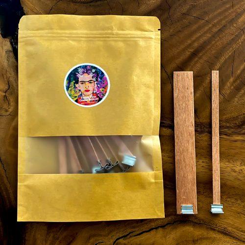 Wooden Wicks Candle Making Art Materials Australia