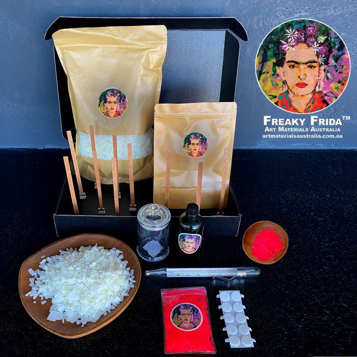 Beginner candle kit Art Materials Australia