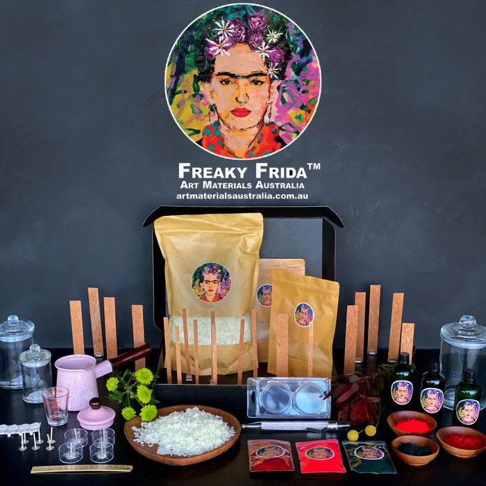Candle Lovers Kit Art Materials Australia