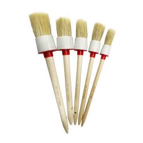 Big round paintbrushes Pro Hart Swagger