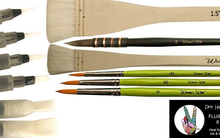 Watercolour Painting Art Kit Art Materials Australia
