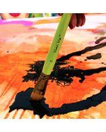 Sumi Ink in use in the Artworx Studio